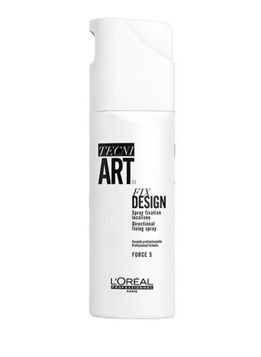 L'oreal Professionnel Loreal Tecni Art Fix Design Tutucu Sprey 200 Ml Renksiz